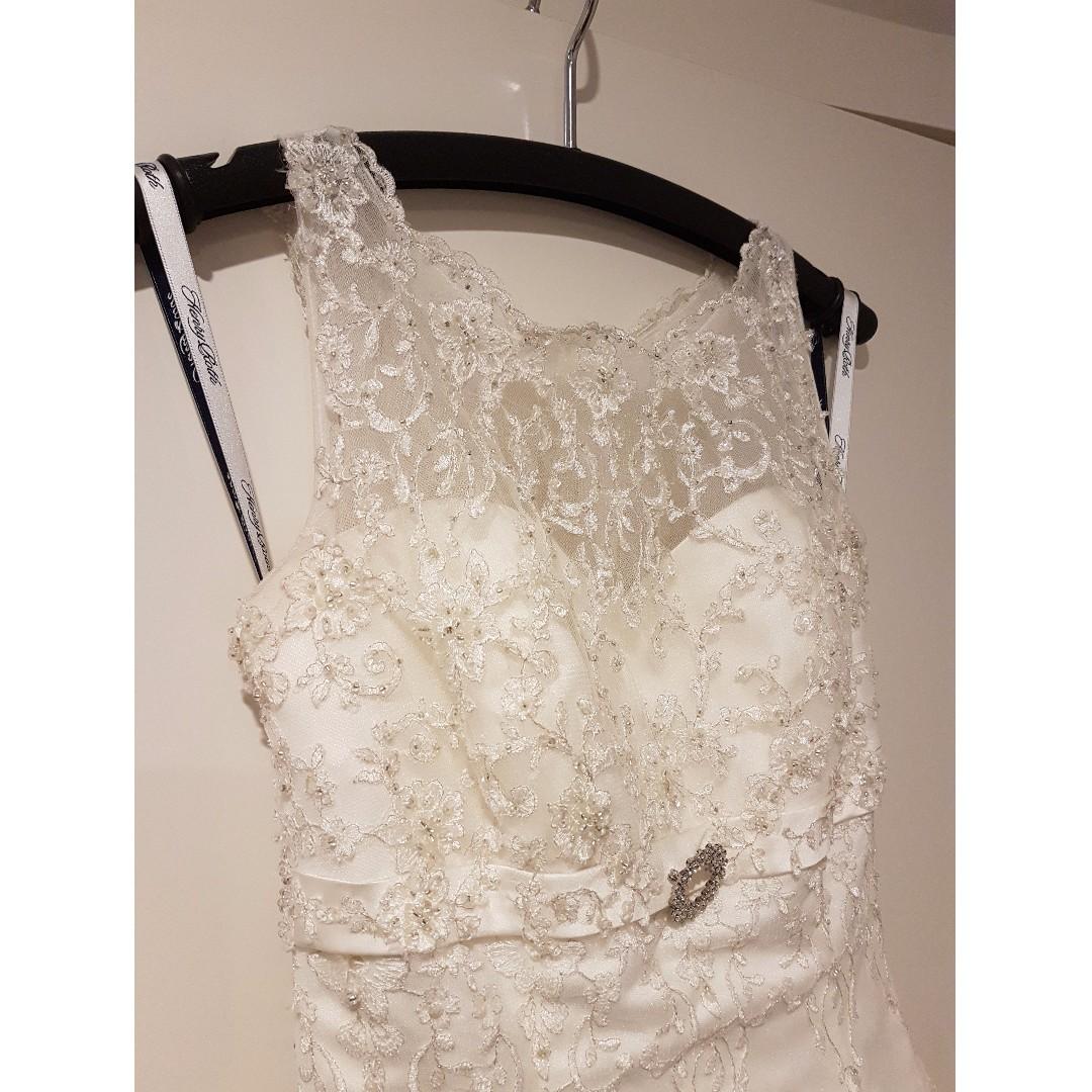 Henry Roth wedding dress 'Kara'