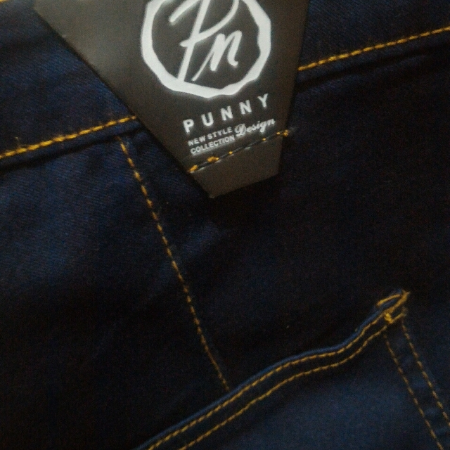 Highwaist Jeans (Punny Jeans) Size:33