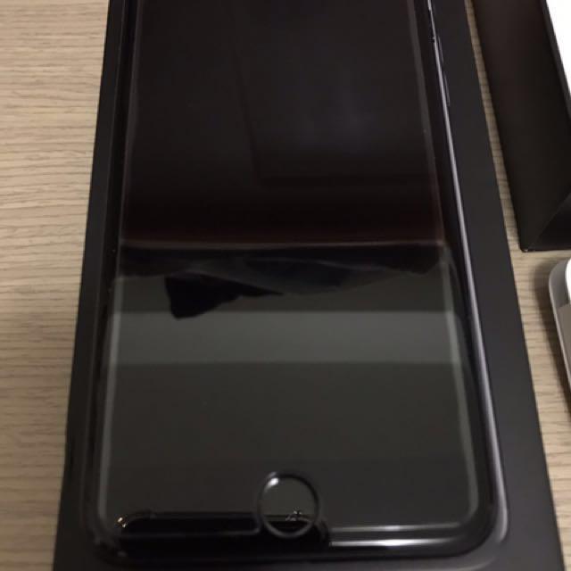 iphone7+ 128g 曜石黑