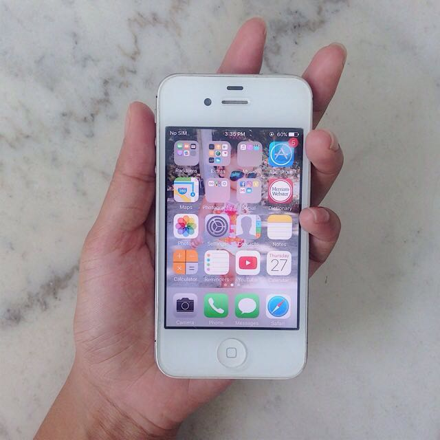 Iphone 4s FU Orig