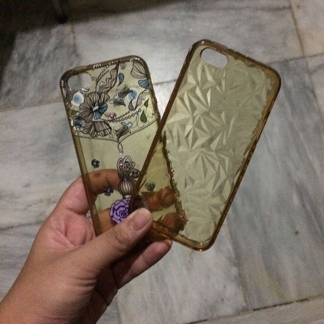 iPhone 5/5s/SE Cases (SEE PICS)