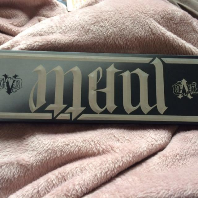 Kat Von D Metal/Matte palette