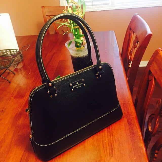 Kate Spade Handbag - Wellesley (Black)