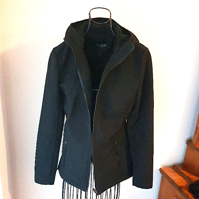 Ladies Jeanswest Hooded Wind Protector Jacket