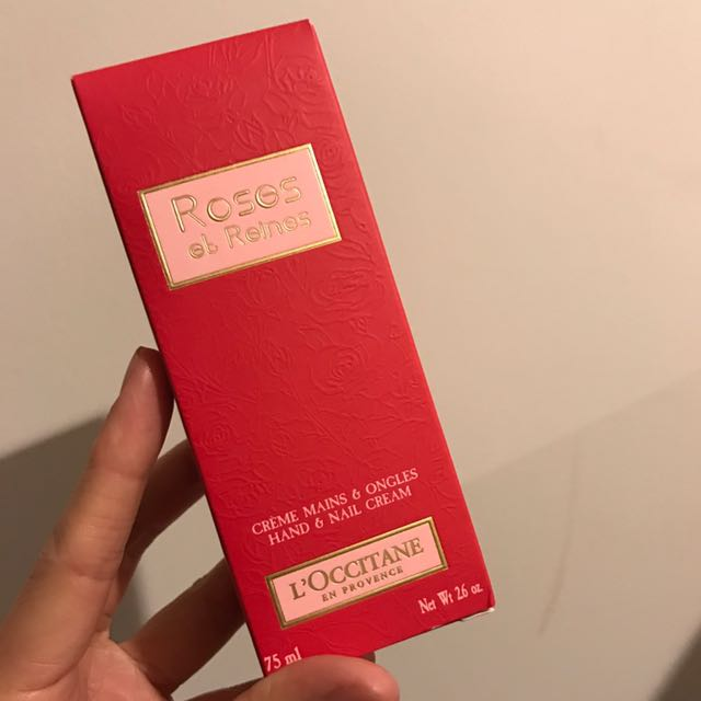 Loccitane Roses Hand Cream 75ml