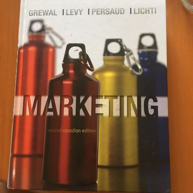 Marketing 2nd Canadian Edition