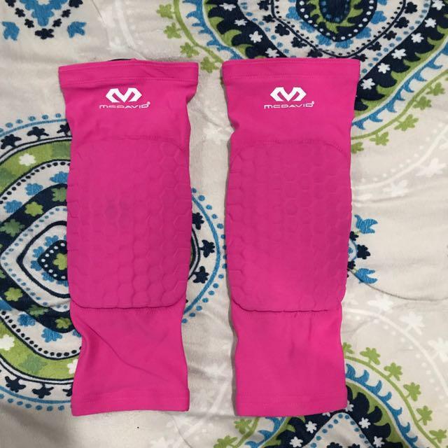 Mcdavid Hex Pad Legs Sleeves Pink💯