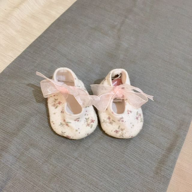 Mothercare baby prewalker shoes