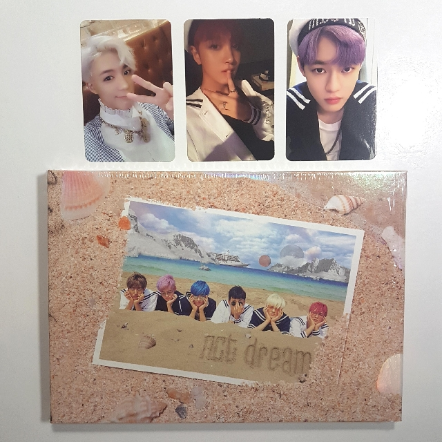 NCT DREAM WE YOUNG ALBUM