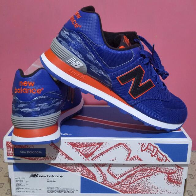 New Balance 574 Lifestyle Shoes (Authentic)