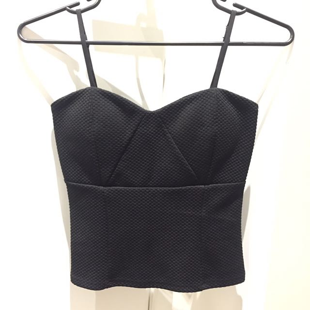 [NEW] Black Top Size S