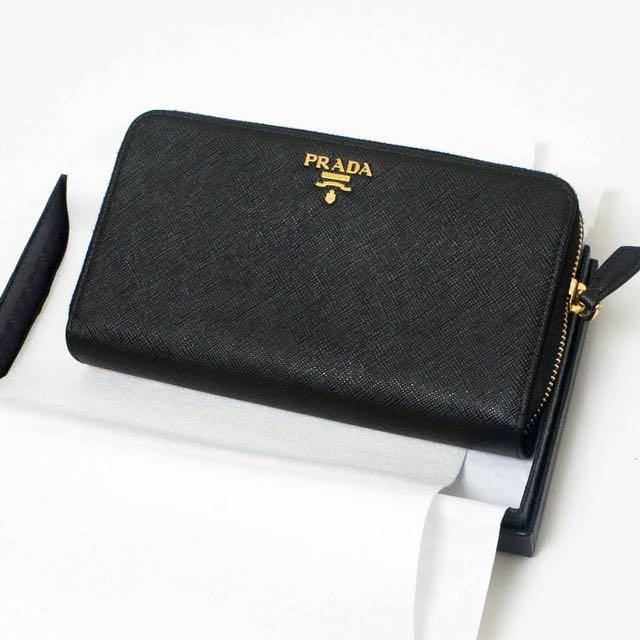 New Prada Wallet