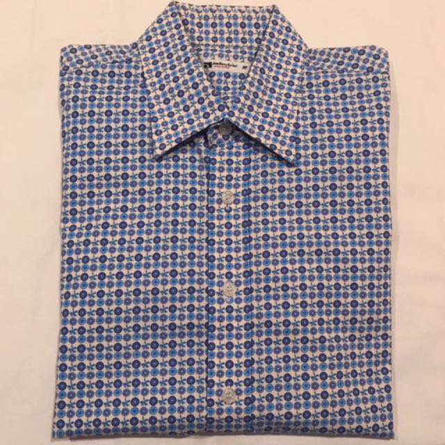 """[New] Size M - Genuine """"Industrie"""" Long Sleeve Button Up Shirt"""