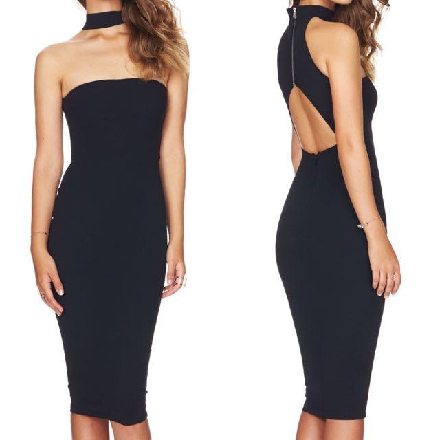 Nookie Black Cosmopolitan Dress