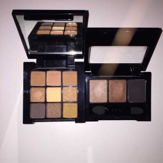 NYX Eyeshadow Pallets