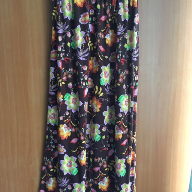 PAYDAY SALE! Mossimo Floral Maxi Dress - Small