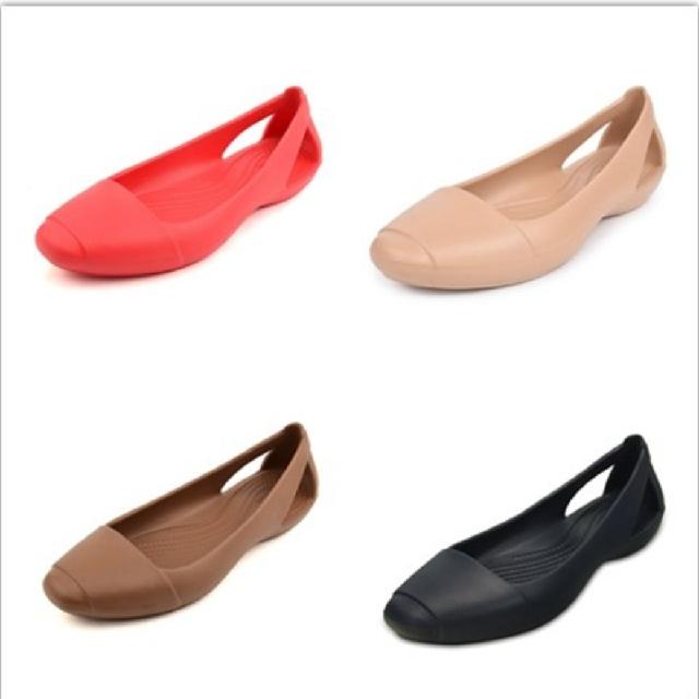 cb15fdd1462dbe PO  Crocs Sienna Flat for Women