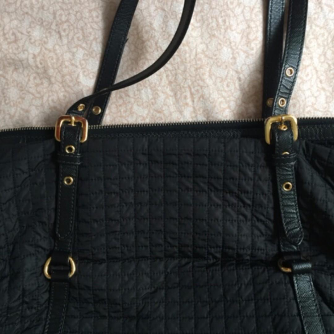23ff4e0059bfe0 PRADA BR4253 IMPUNTU NYLON, Luxury, Bags & Wallets on Carousell