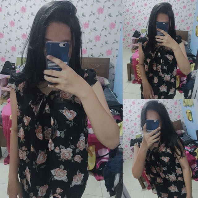 Preloved baju second bekas shirt blouse