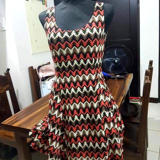 Preloved Skater Dress
