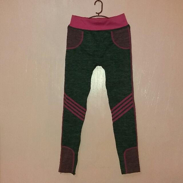 Preloved Zumba Leggings