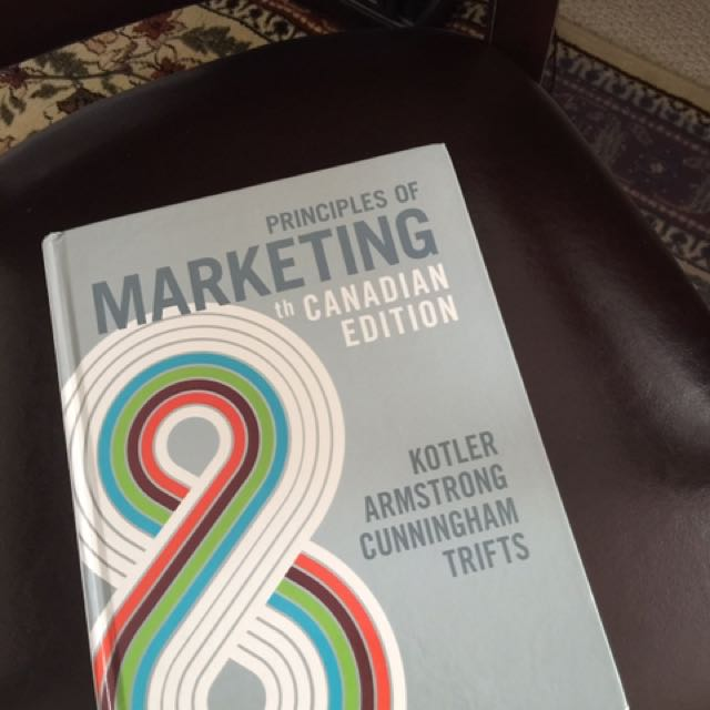 Principles Of Marketing By Kotler 8th Ed.