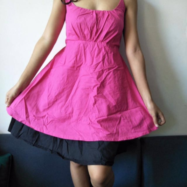 REPRICED!! Tailored pink dress