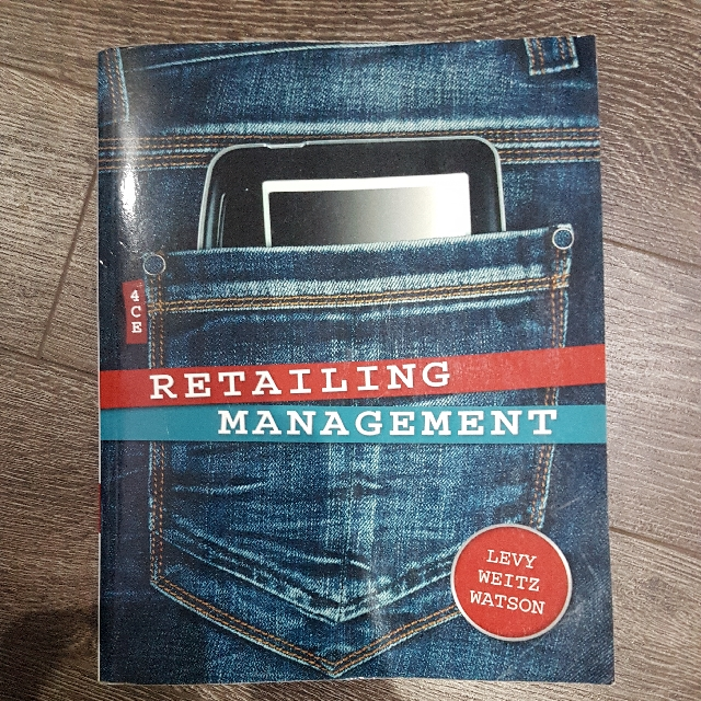 Retailing management by Levy Weitz Watson