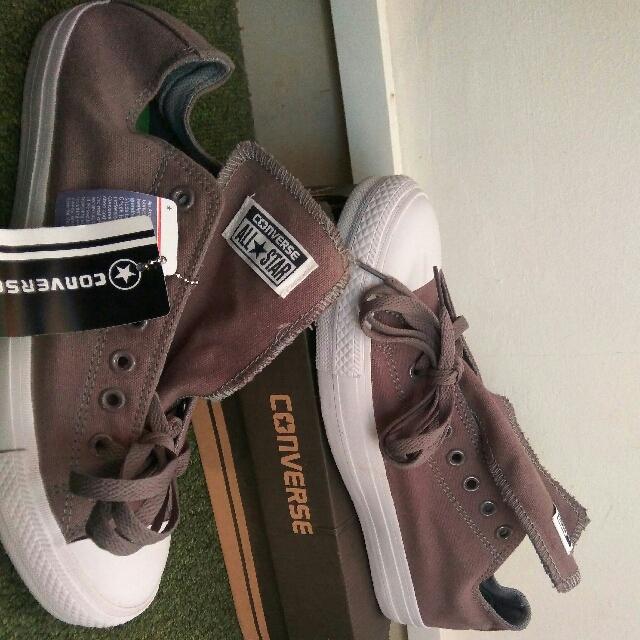 Sepatu Original Import Converse Allstar Chuck Taylor II Gradr Ori Vietnam 49bd7cca5a