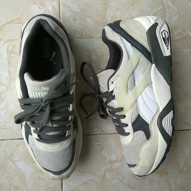 Sepatu Puma Trinomic R698 Original d1cad203ee