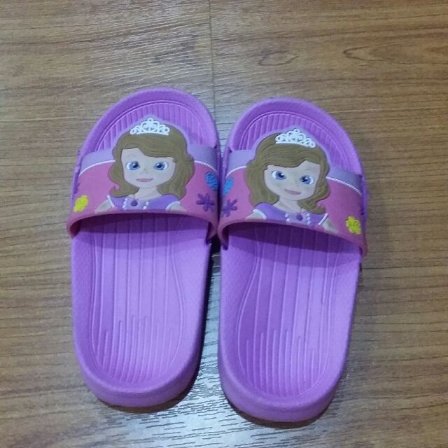 Sofia the First Toddler Slippers