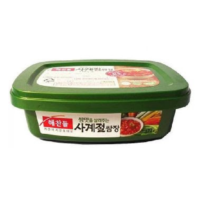 Ssamjang (Korean soybean paste