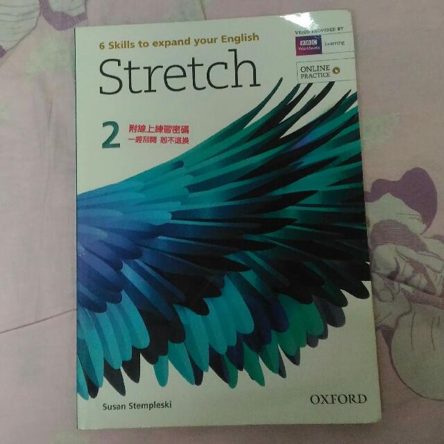 stretch 2 student book