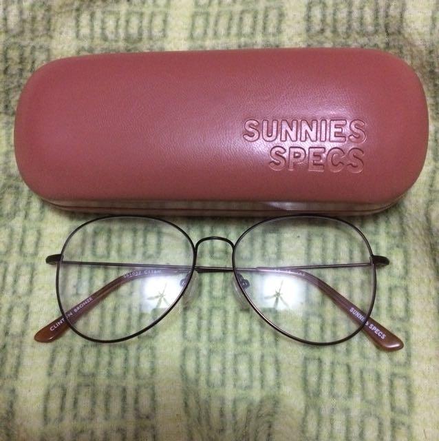 Sunnies clinton bronze specs