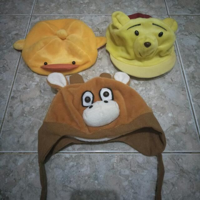 Take All Topi Lucu