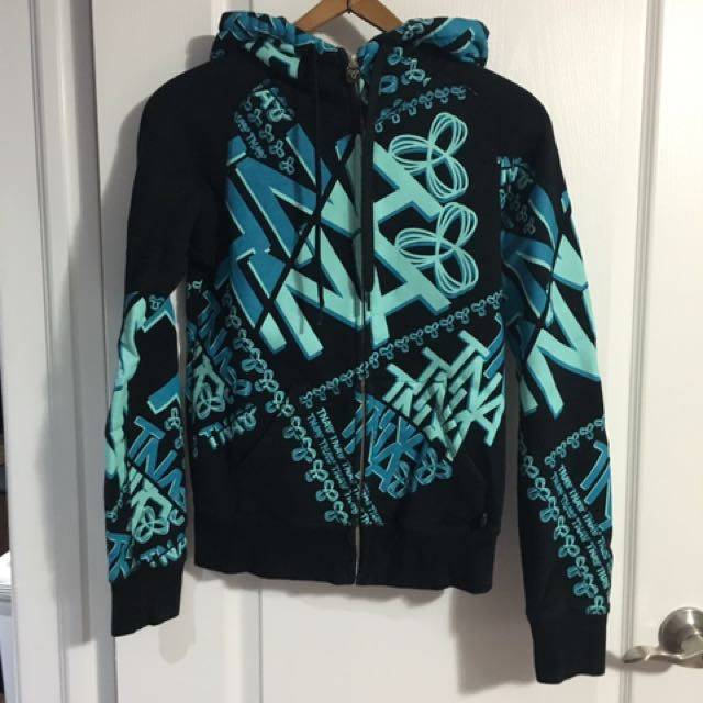 TNA sweater