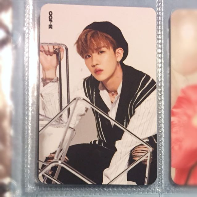 TOPPDOGG B-Joo Photocard
