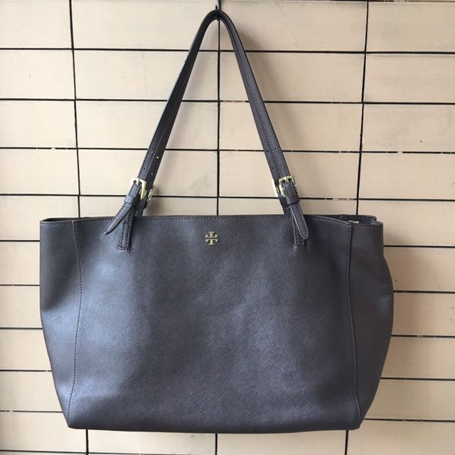 Tory Burch York Buckle Large Tote