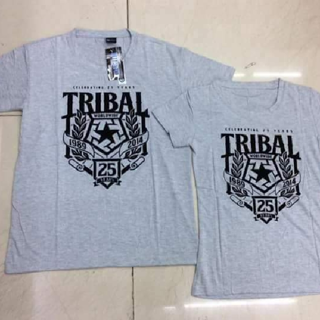 0cb861154f tribal couple shirt on Carousell
