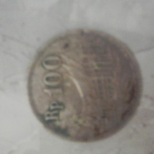 uang koin 100
