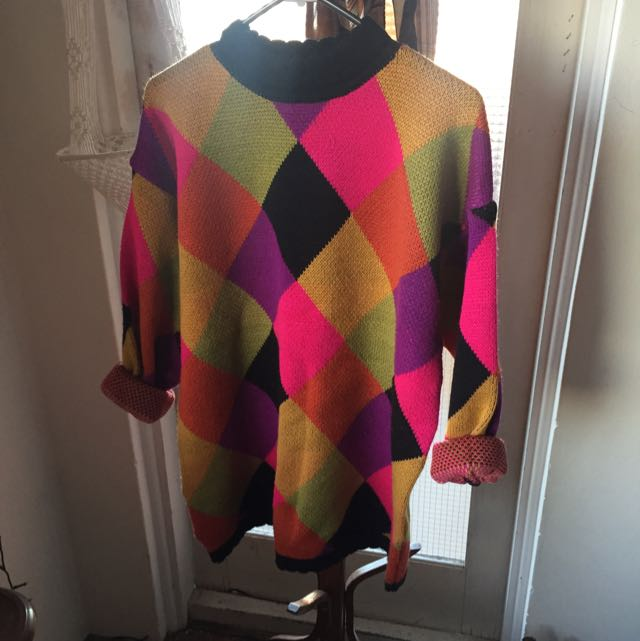 Vintage Jumper - No Size