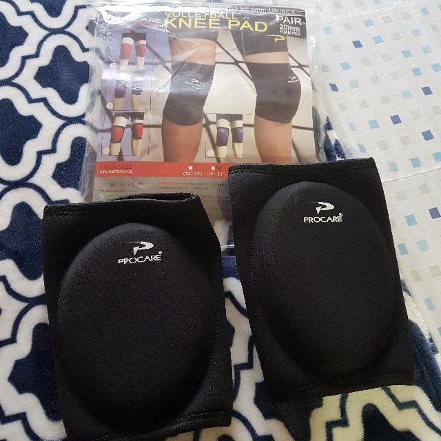 volleyball kneepads