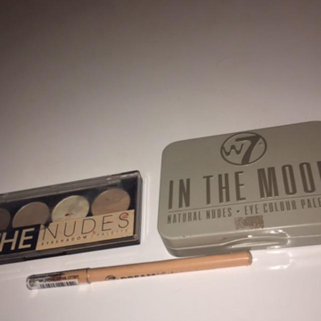 W7 Makeup