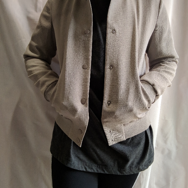 ARITZIA Wilfred Poussin Bomber