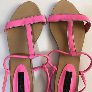 Forever New Pink Shoes