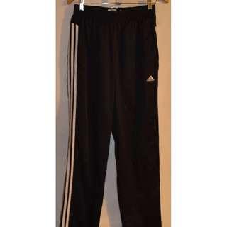 Mens Adiadas Trackpants Size M