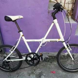 Doppelganger Folding Bike