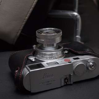 Leica Leitz 5cm Summicron F/2 For M Mount