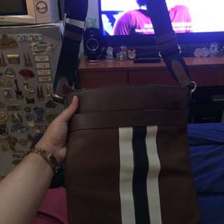 Authentic 100% Coach Sling Bag