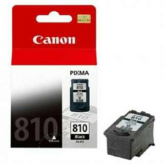 Cartridge Canon PG-810 Black Ink Original
